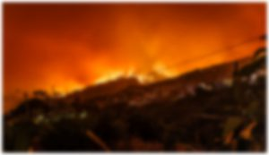 DRaaS wildfire disaster in southern california